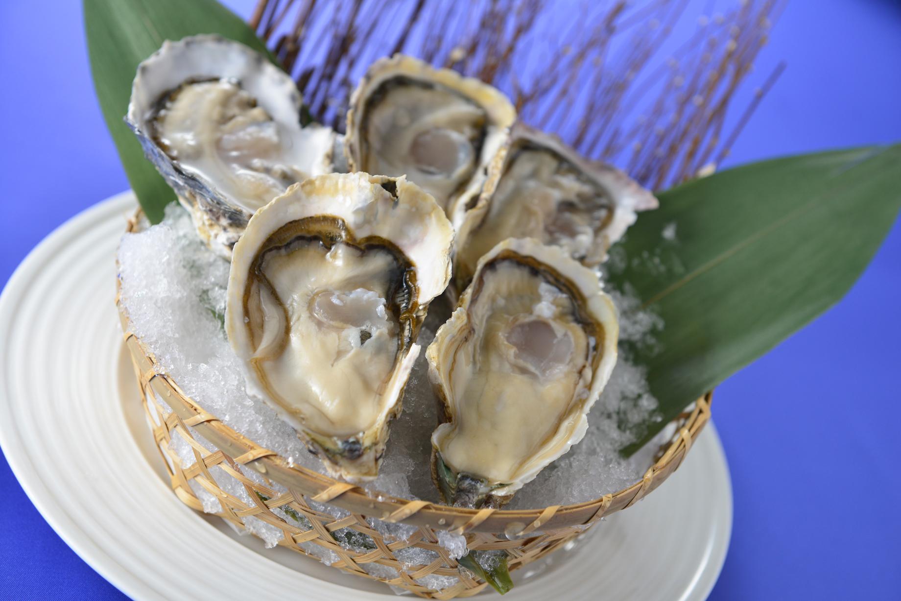 牡蠣(生牡蠣・焼牡蠣)各種