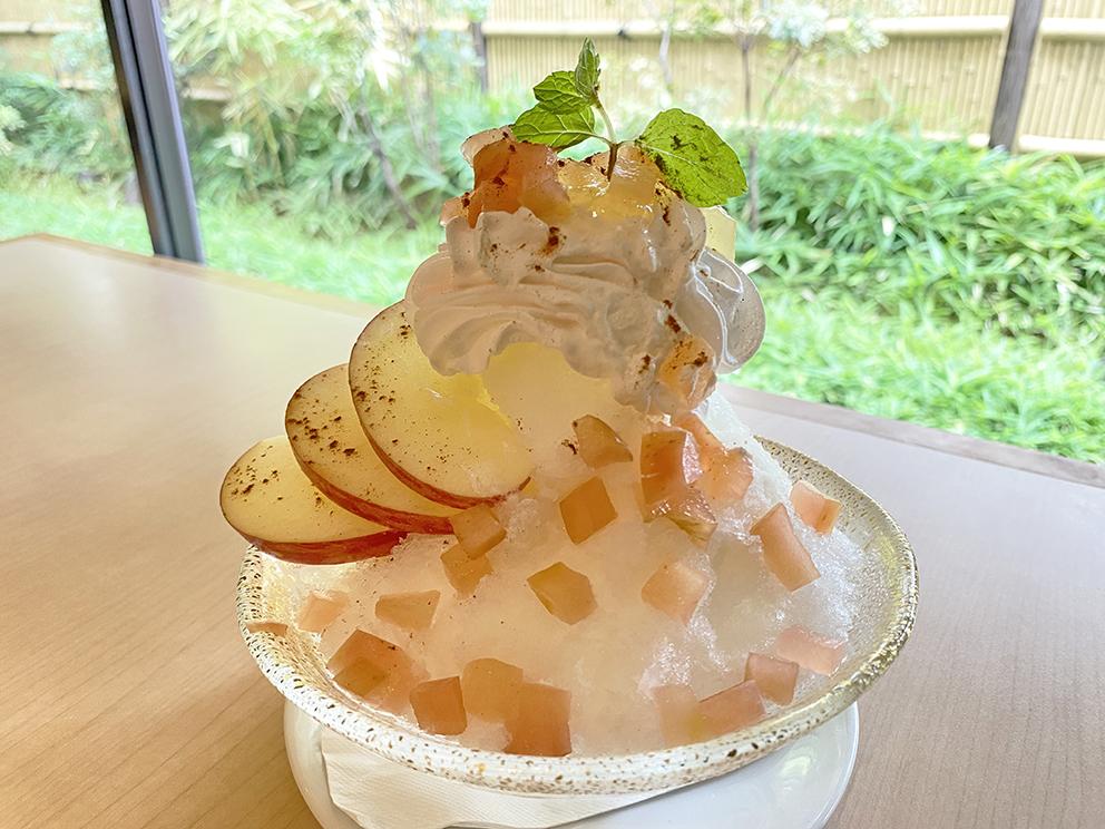 【NEW】SAKURA特製かき氷